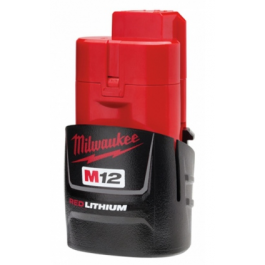 "Akumulator RedLithium-Ion 12V/1,5Ah M12 B Milwaukee Kompakt (do serii ""C"")"